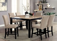 Dodson II Black Counter Height Dining Room Set from ...