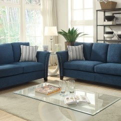 Dark Teal Sofa Bright Colored Pillows Campbell Cm6095tl Sf Furniture Of America