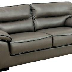 Cheap Faux Leather Sofa Sets Sleeper Sofas In Houston Tx Lennox Gray Shined Living Room Set Cm6126 S