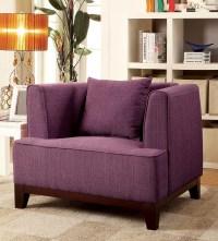 Purple Living Room Set