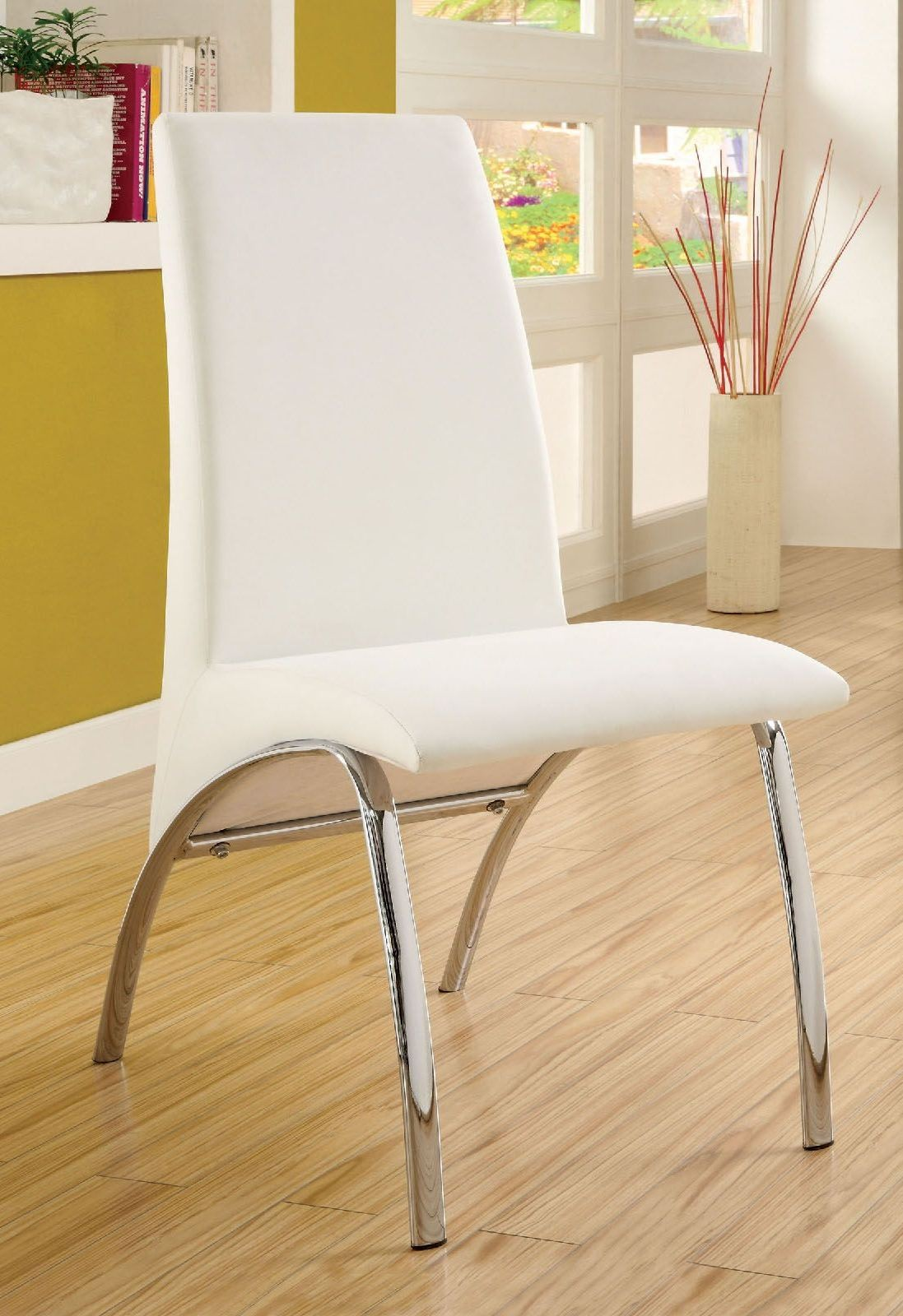 Glenview White Side Chair Set Of 2 from Furniture of