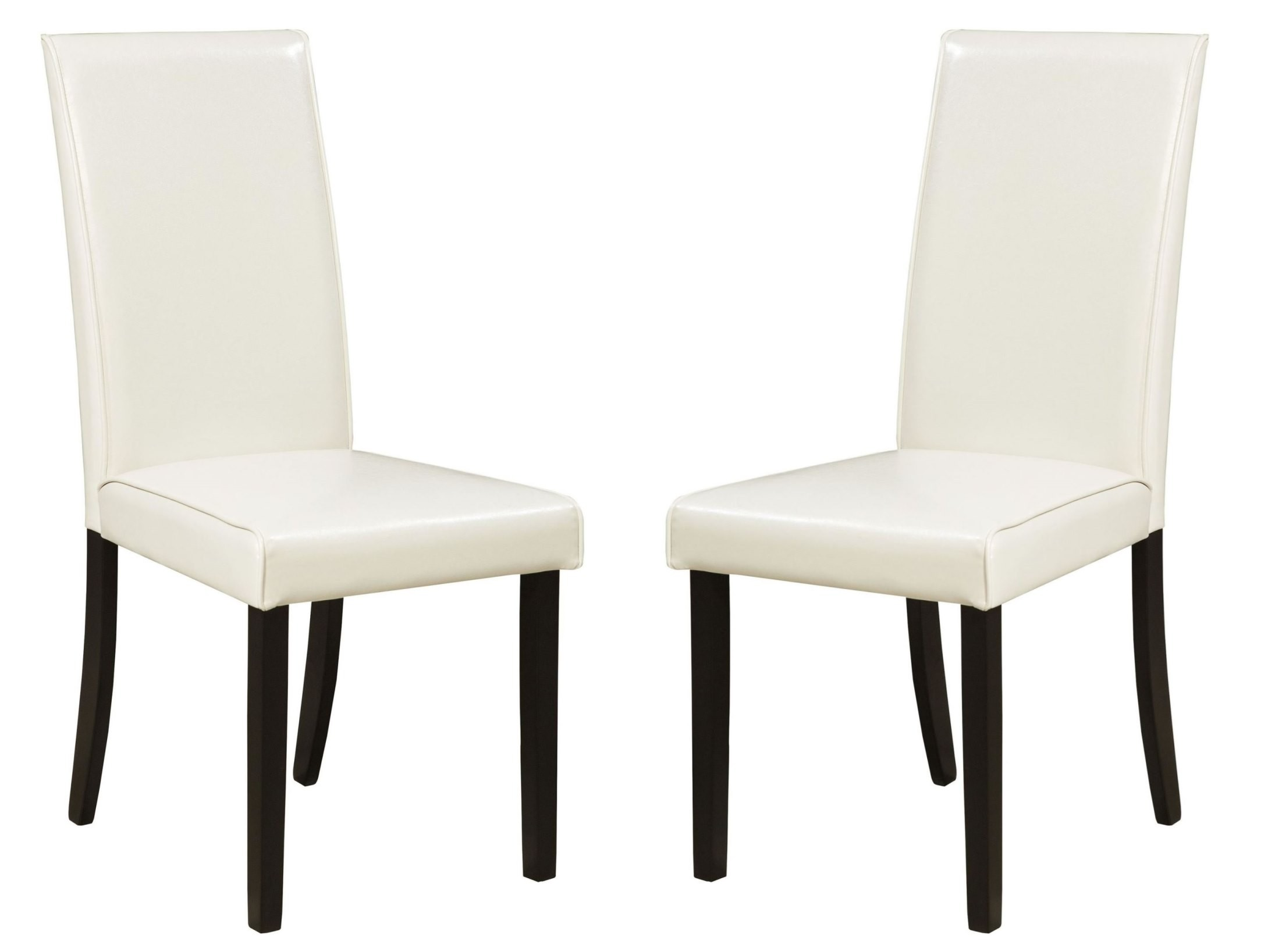 Ivory Dining Chairs Kimonte Ivory Upholstered Dining Side Chair Set Of 2 From