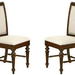 Key West Chairs Bertolini Church Upholstered Dining Side Chair Set Of 2 D3069 63