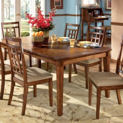 Ashley Furniture Kitchen Island Farmhouse Chairs Cross Dining Table Set By D319