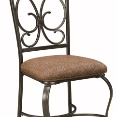 Dining Chair Sets Of 4 Booster Walmart Glambrey Upholstered Side Set From