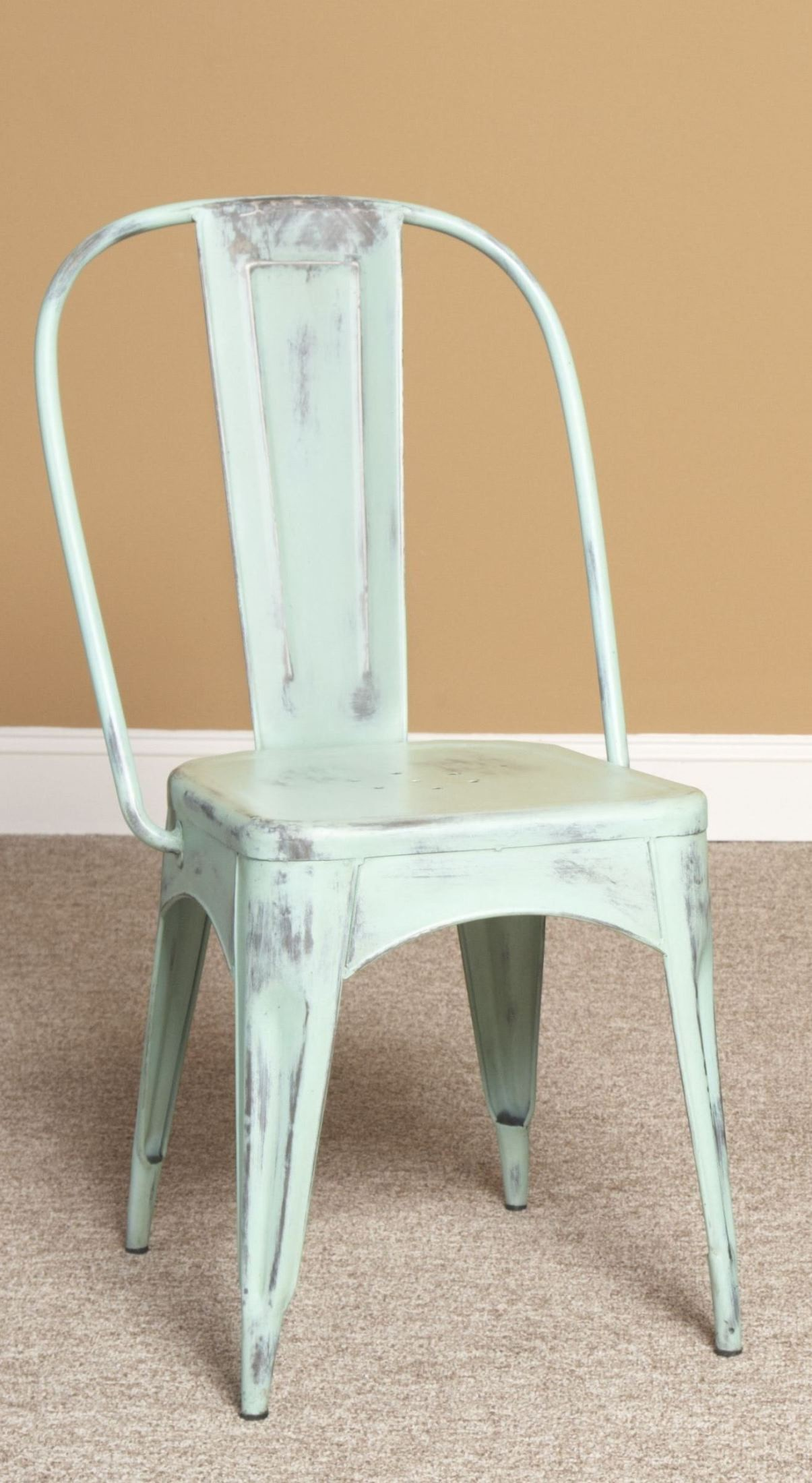 Turquoise Side Chair Timbuktu Turquoise Side Chair Set Of 2 From Largo D355