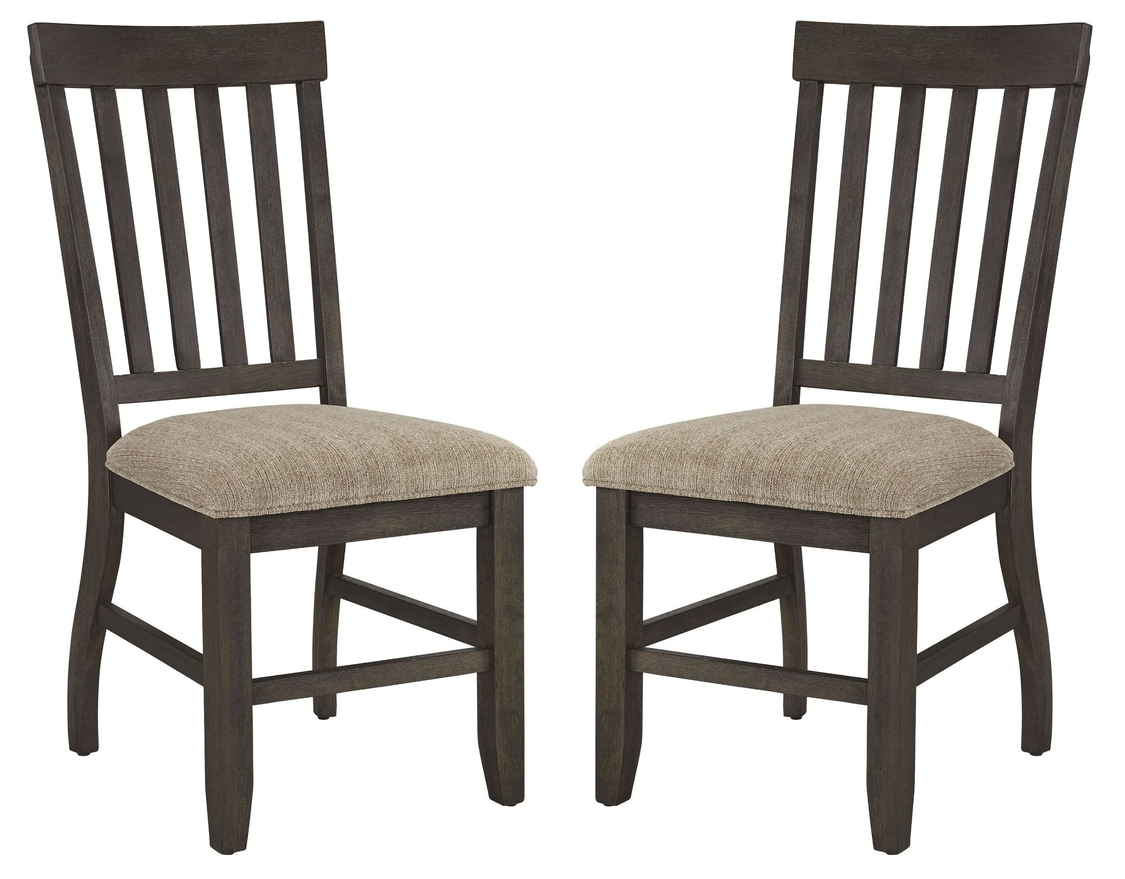 Cream Chairs Dresbar Cream Dining Upholstered Side Chair Set Of 2 From