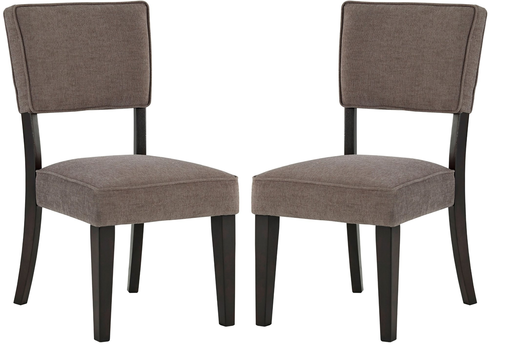 Grey Upholstered Chair Gavelston Grey Dining Upholstered Side Chair Set Of 2 From