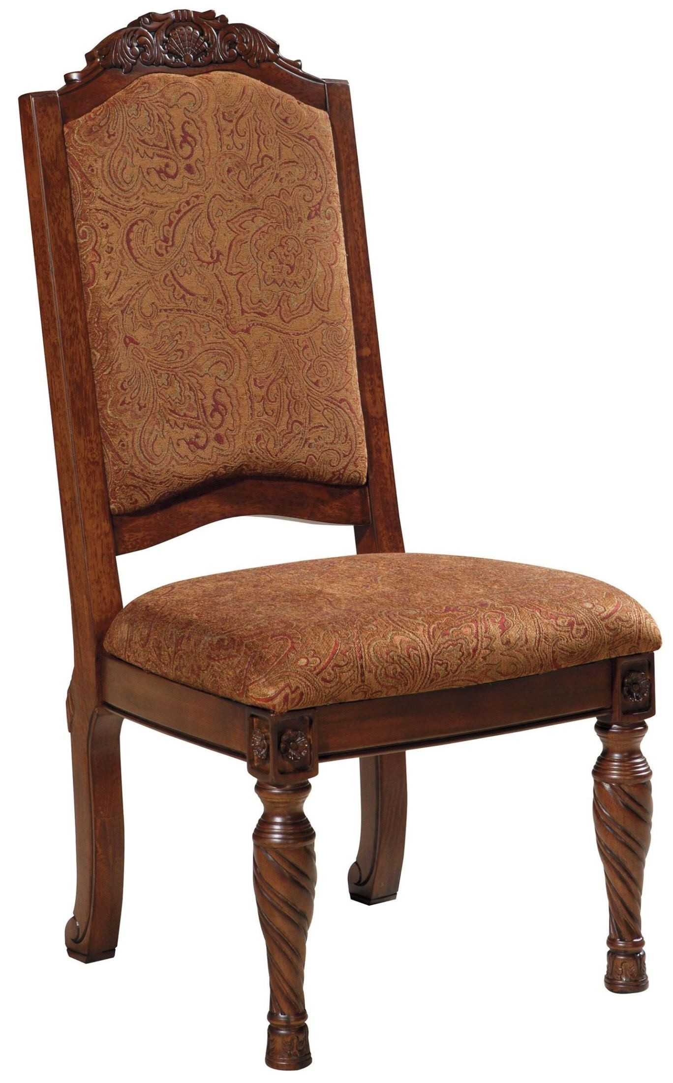 North Shore Upholstered Side Chair Set of 2 from Ashley