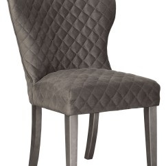 Wing Dining Chair Tables With Chairs Inside Rozzelli Black Back Side Set Of 2 From