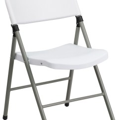 Folding Chair Parts Manufacturer Swing Furniture Hercules Series White Plastic With Gray