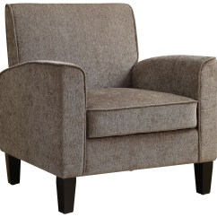 Accent Chair Gray Swivel National Bookstore Upholstered From Pulaski Coleman Furniture