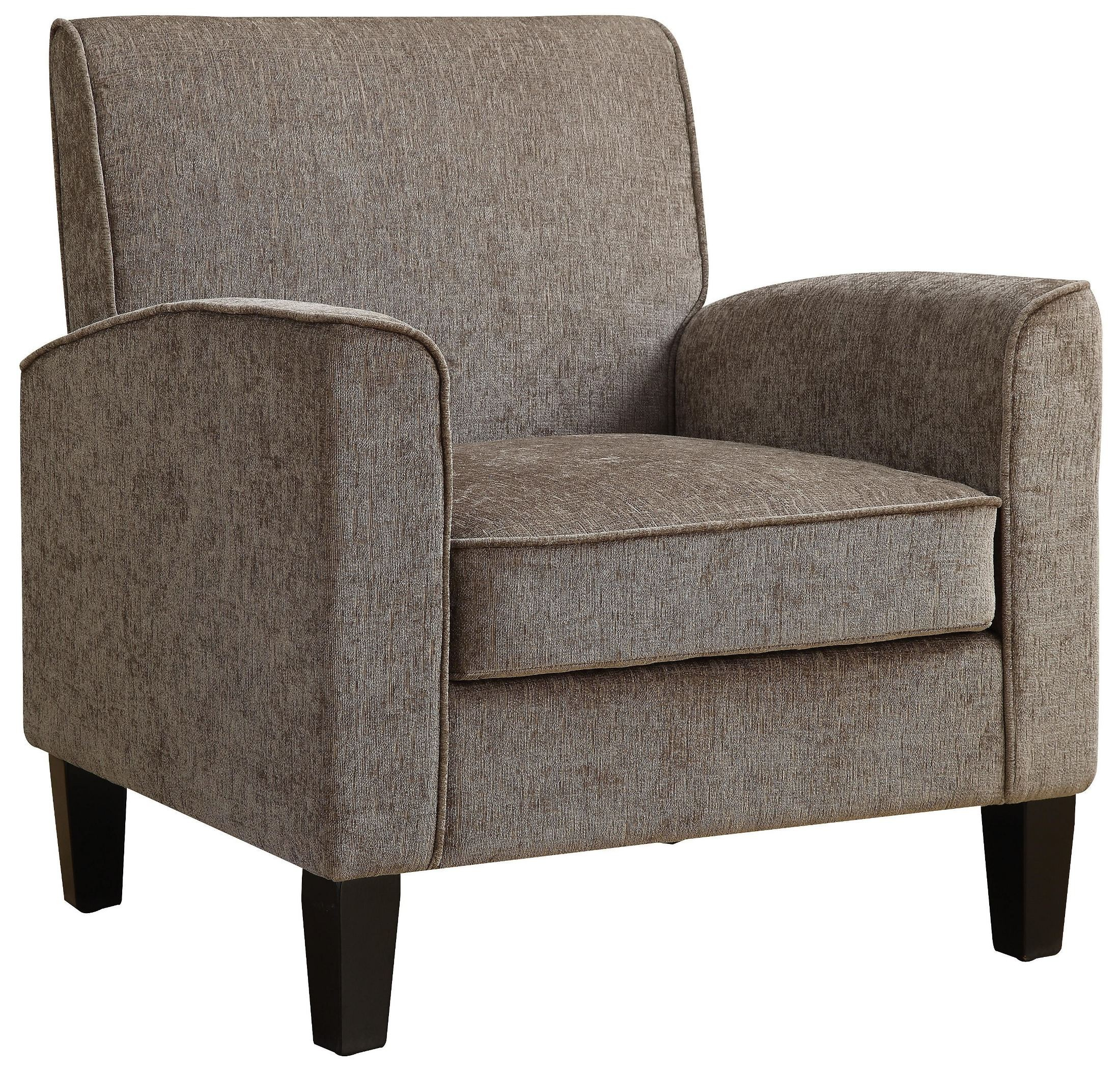 Grey Upholstered Chair Gray Upholstered Accent Chair From Pulaski Coleman Furniture