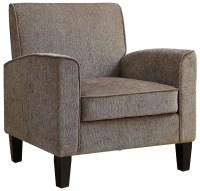 Gray Upholstered Accent Chair from Pulaski | Coleman Furniture