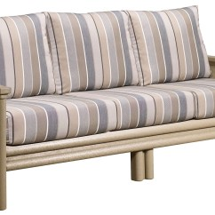 Sunbrella Sofa Cushions Simmons Big Lots Stratford Beige With Milano Charcoal