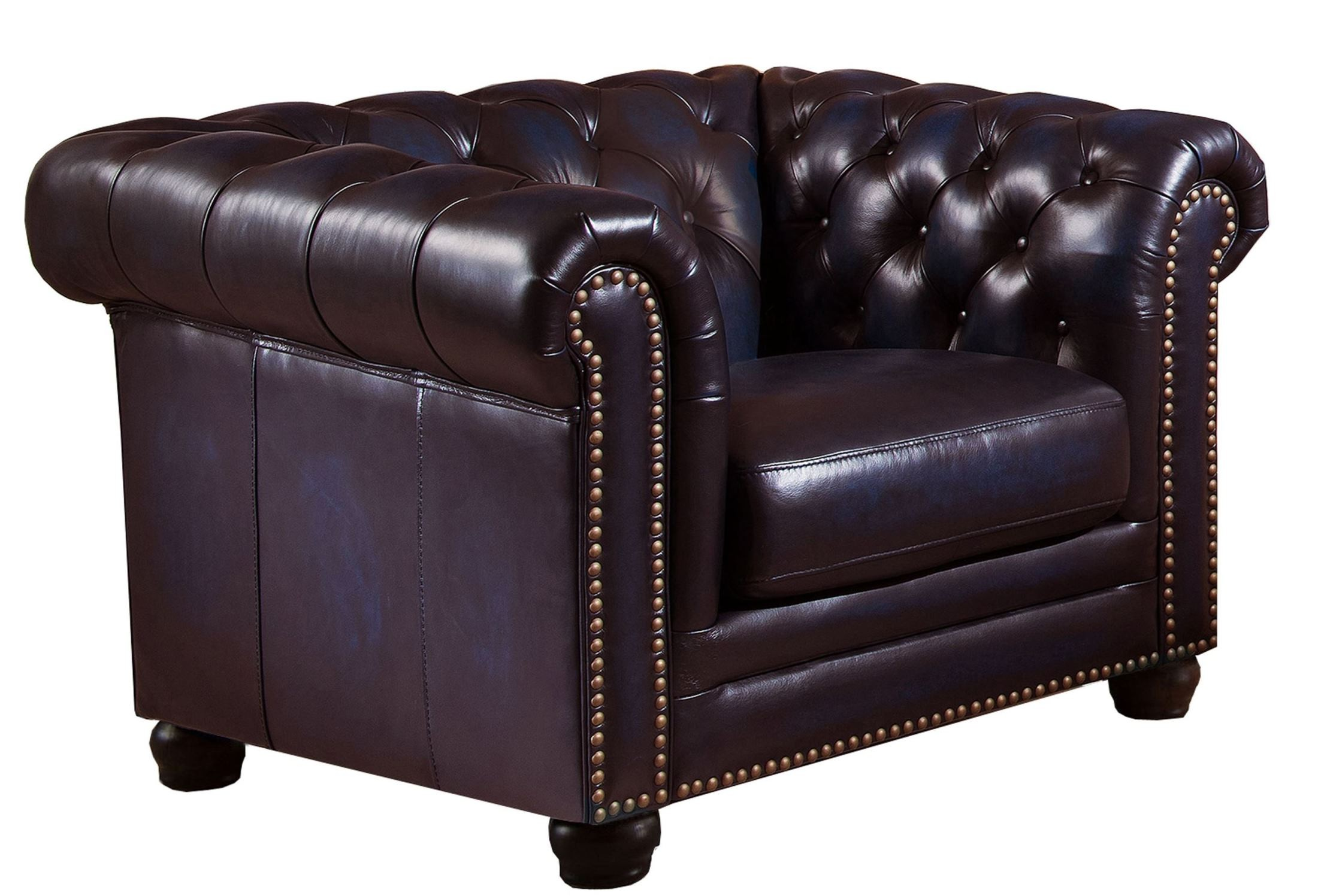 navy blue leather club chair toy high target dynasty armchair from amax