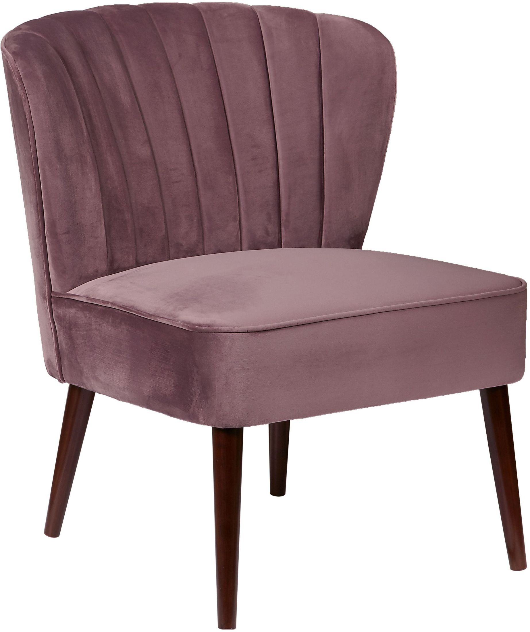 lilac office chair folding quad with footrest luxor channeled back armless accent from