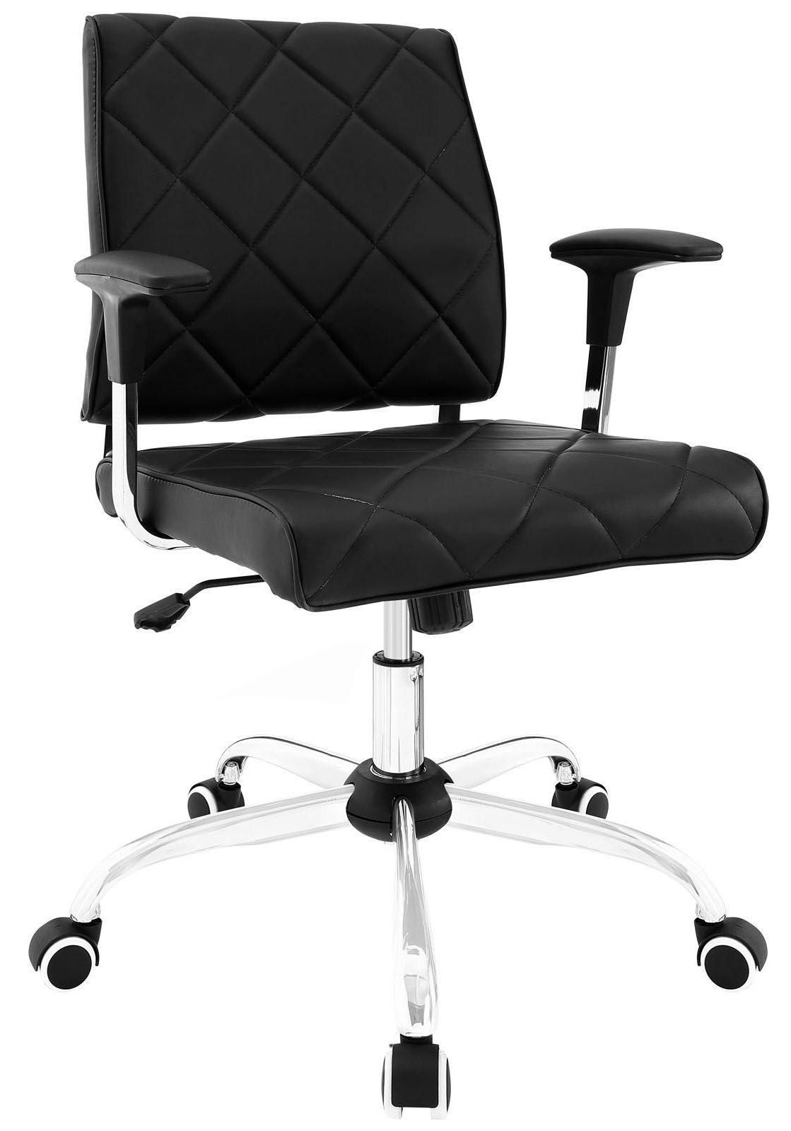office chair vinyl seat protector lattice black from renegade eei 1247