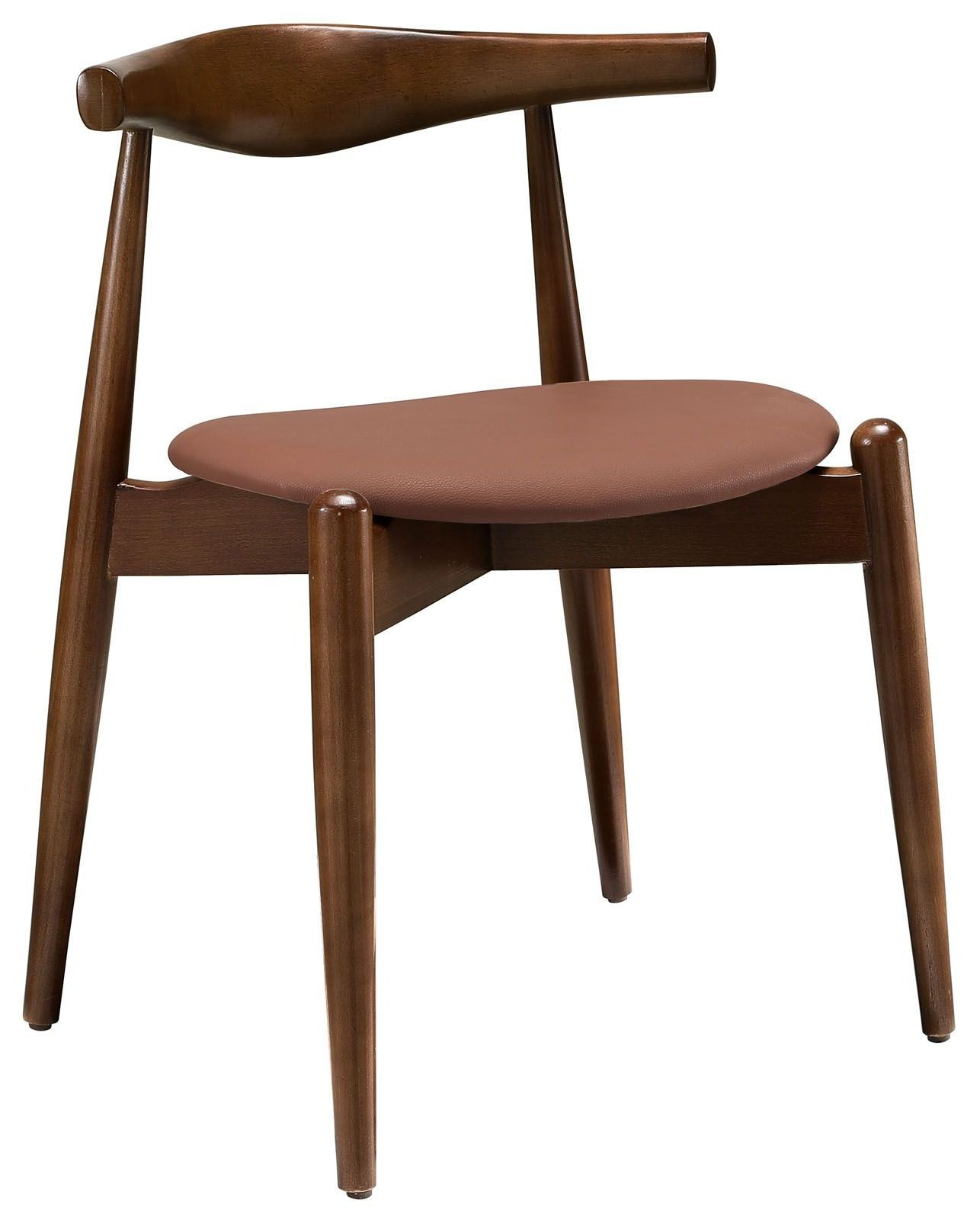 dark walnut dining chairs pottery barn charleston chair 1 2 slipcover stalwart tan and table set of 5