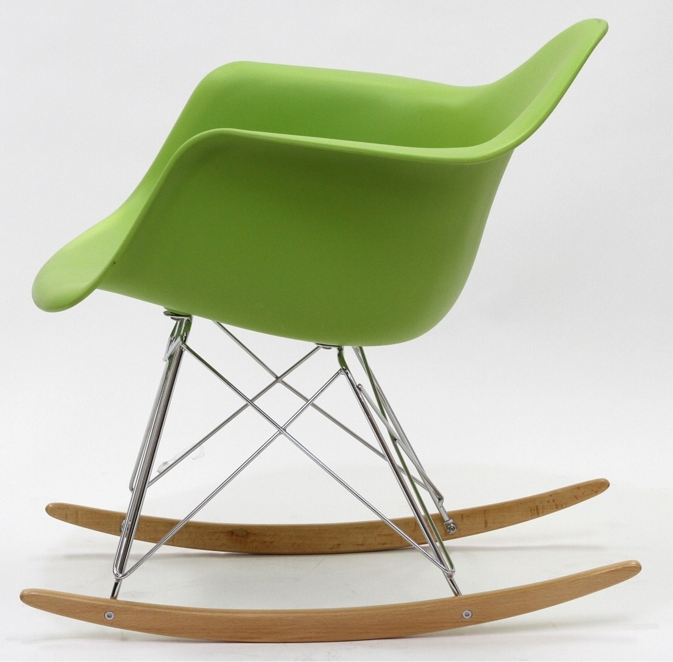 coleman rocking chair key west chairs plastic molded in green from renegade eei