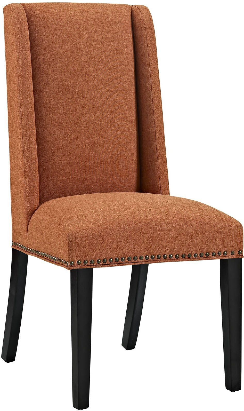 Baron Orange Upholstered Dining Chair EEI2233ORA
