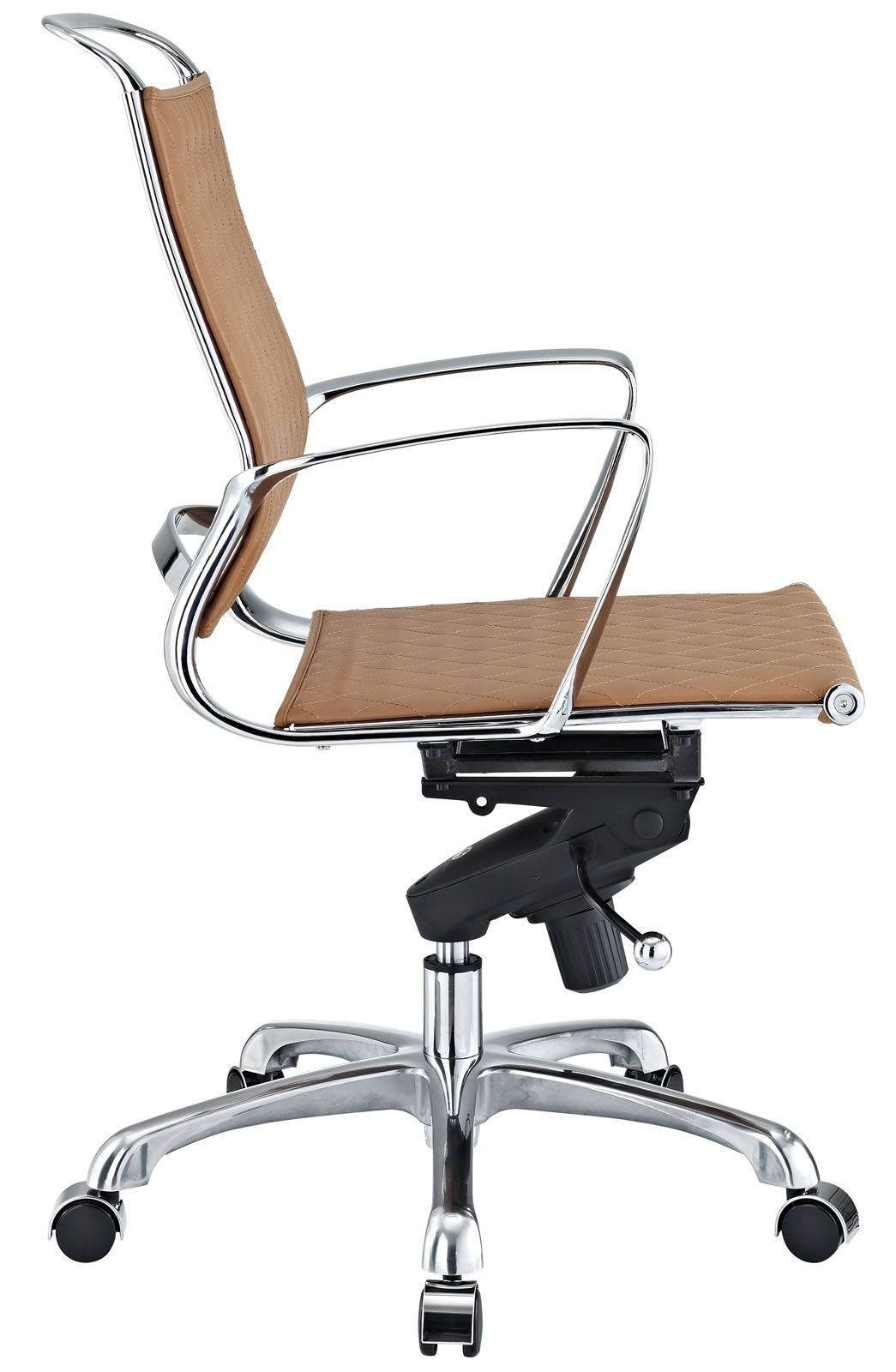 Tan Office Chair Vibe Tan Lowback Office Chair From Renegade Eei 227
