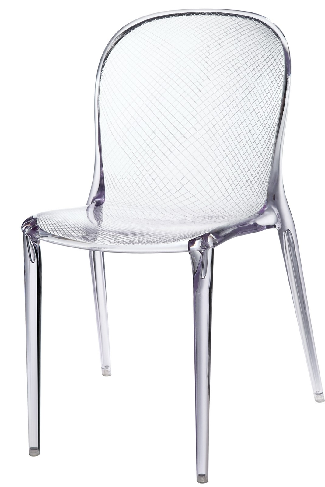 Scape Acrylic Translucent Chair From Renegade Eei 789