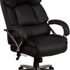 Tall Swivel Chair Eating Chairs For Toddlers Hercules Series Big And Black Leather Executive
