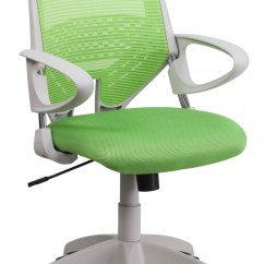 Coleman Lumbar Quattro Chair Parts Online Mid Back Green Office From Renegade Furniture