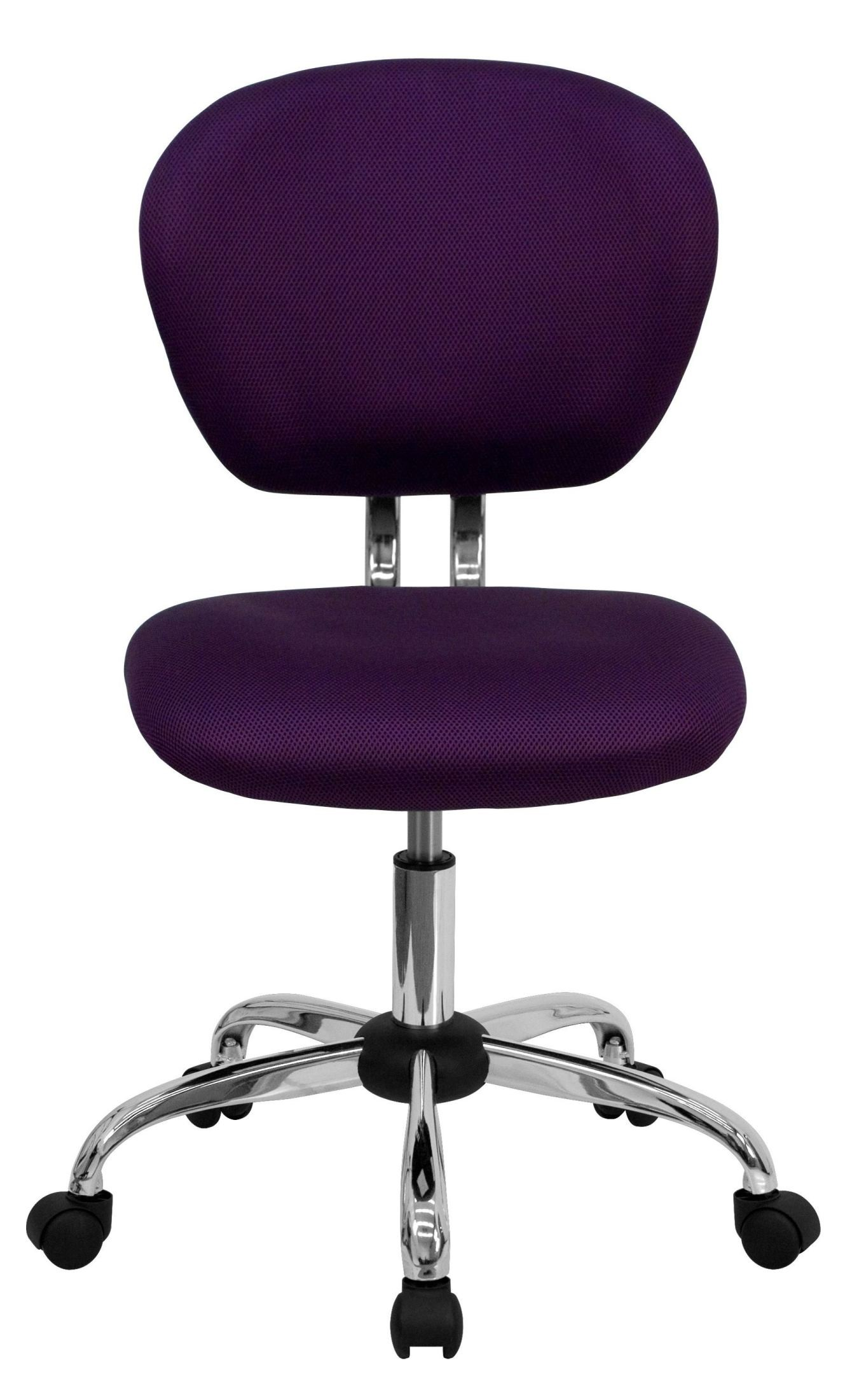 purple task chair cover rentals burlington ontario mid back mesh from renegade h 2376 f