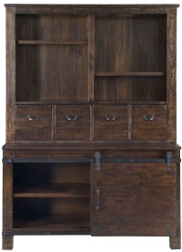 Pine Hill Rustic Pine Storage Cabinet, MAG