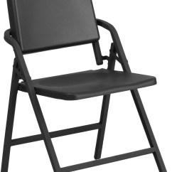 Hercules Folding Chair Baby Chairs For Infants Series Black High Density Melody Band