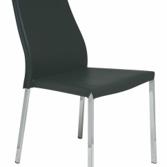 Dark Gray Chair Swivel Cuddle John Lewis Eric Grey Leather Dining From Nuevo Coleman