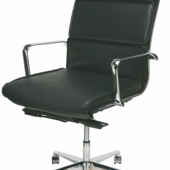 Steel Chair For Office Country Tables And Chairs Lucia Black Silver Metal High Back From