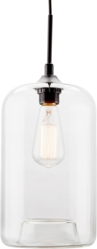 James Chrome Pendant Lighting, HGKI200, Nuevo