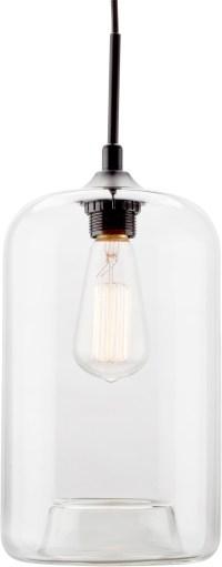 James Chrome Pendant Lighting, HGKI200, Nuevo
