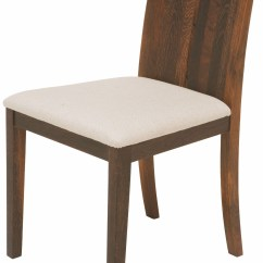 Beige Dining Chairs Brown Chair Covers For Weddings Eva Fabric Hgsr284 Nuevo
