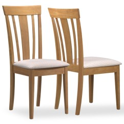 Fabric Side Chairs Velvet Bedroom Chair Ebay 4358 Maple Set Of 2 From Monarch I