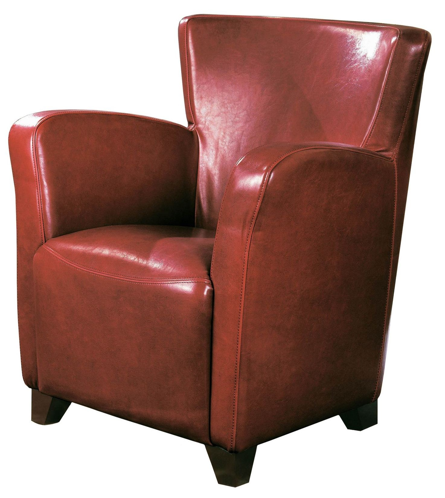 red club chair fishing reviews from monarch 8068 coleman furniture