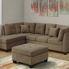 Sectional Sofas Light Brown Reclining Sofa Bed Dfs Ultra Soft Velvet 8375lb Monarch