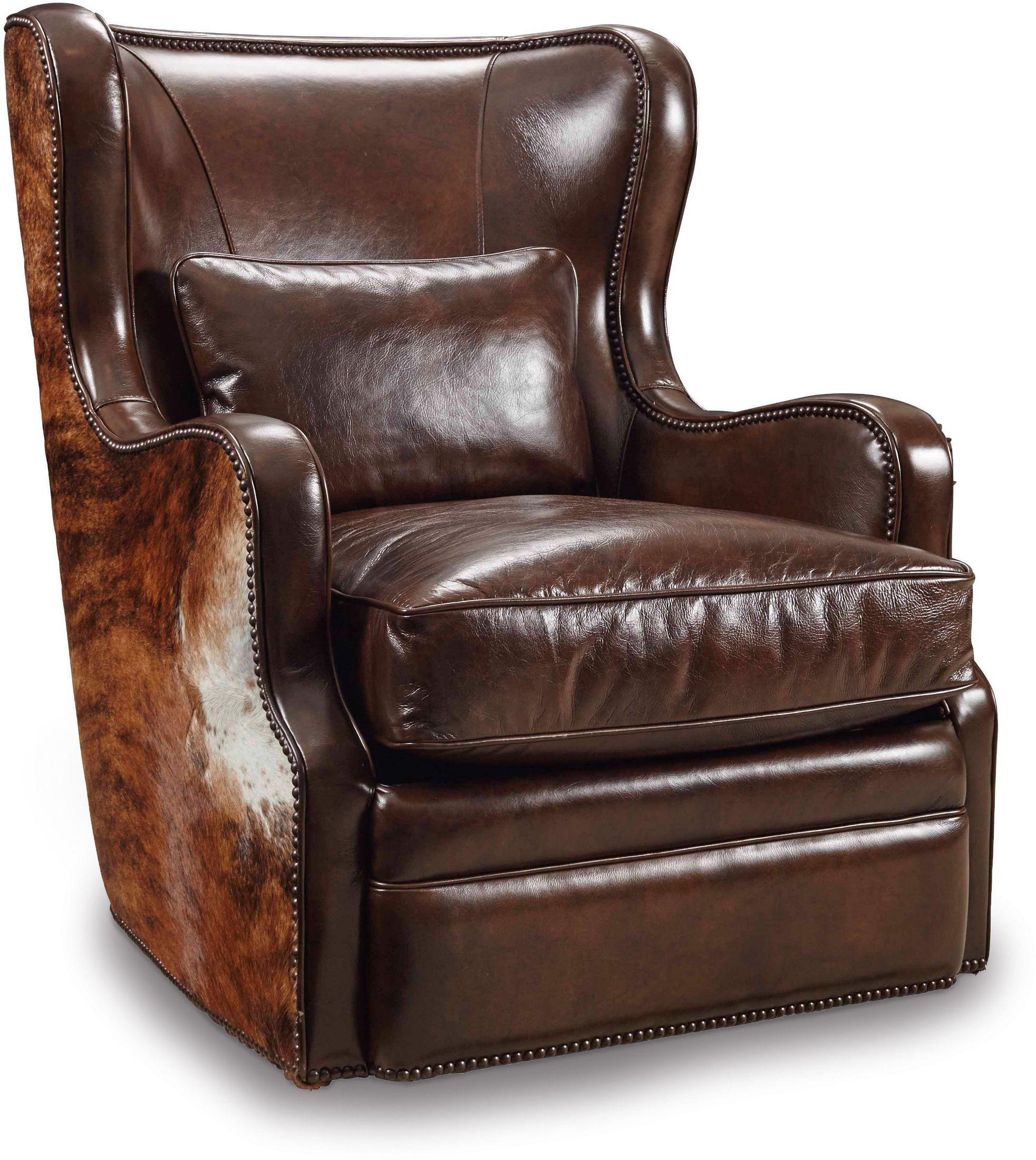 swivel club chair recliner realspace fosner high back bonded leather wellington light brown from