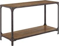 Irwin Wood and Metal Sofa Table from Pulaski | Coleman ...