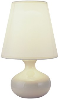 Kya Ivory Table Lamp from Furniture of America | Coleman ...