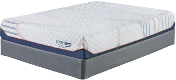 Mygel White Twin Mattress Ashley Coleman Furniture
