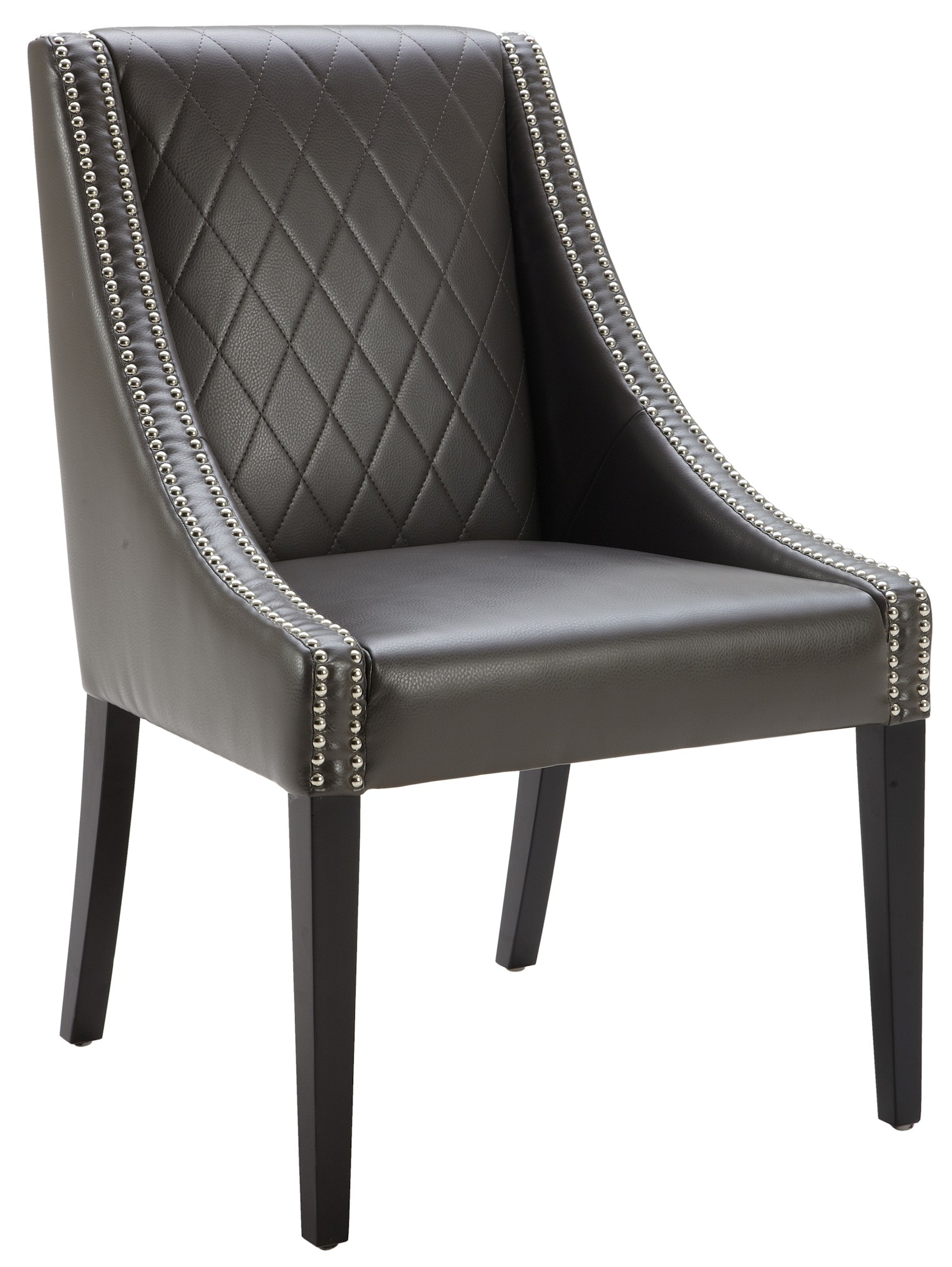 Gray Dining Chair Malabar Grey Dining Chair From Sunpan 59215 Coleman
