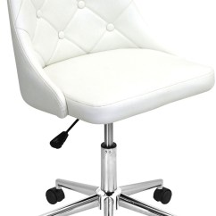 White Rolling Chair Sears Bean Bag Chairs Canada Marche Adjustable Office From Lumisource