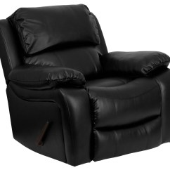 Black Leather Sofa Set Price In India Best Power Reclining Reviews Rocker Recliner From Renegade Coleman