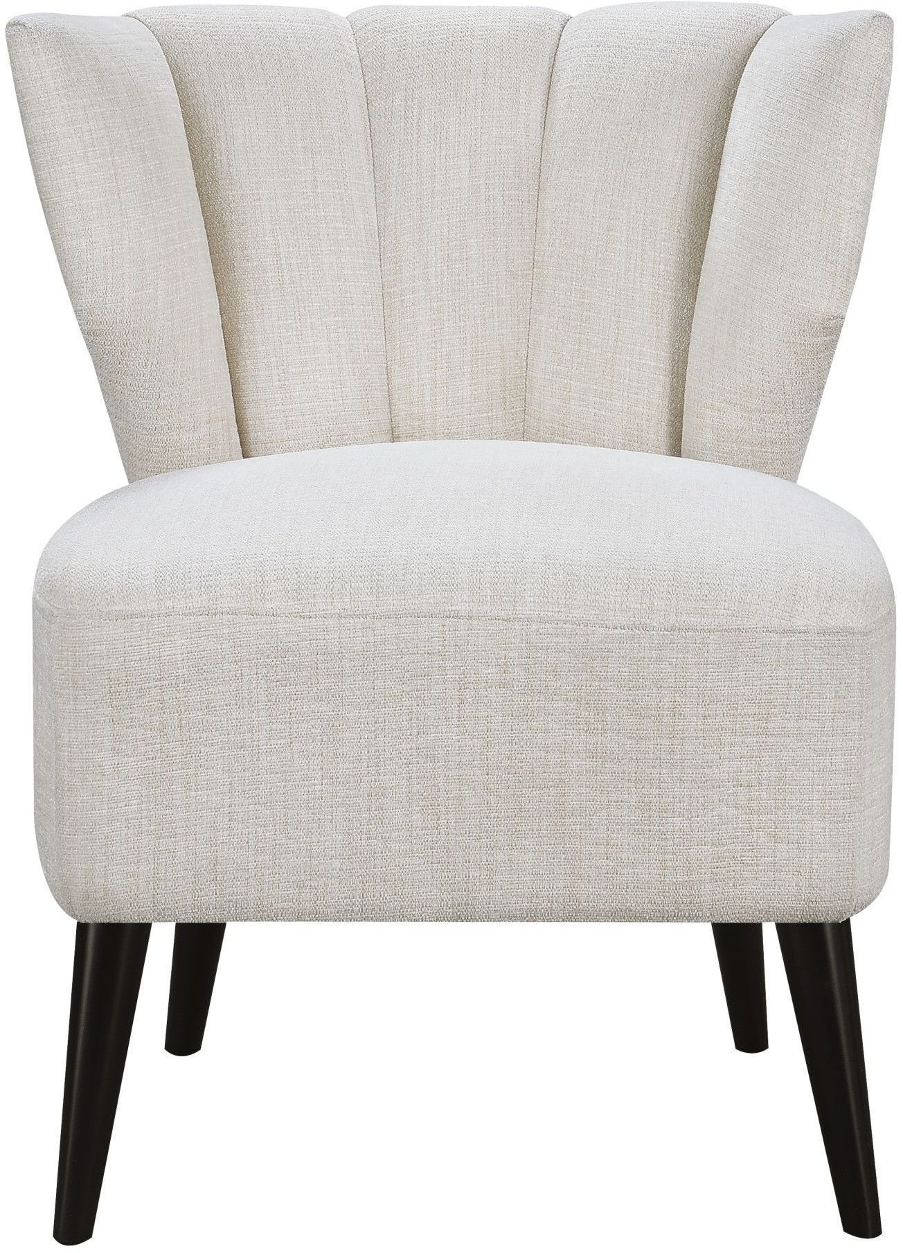Cream Accent Chair Joelle Cream Accent Chair From Emerald Home Coleman
