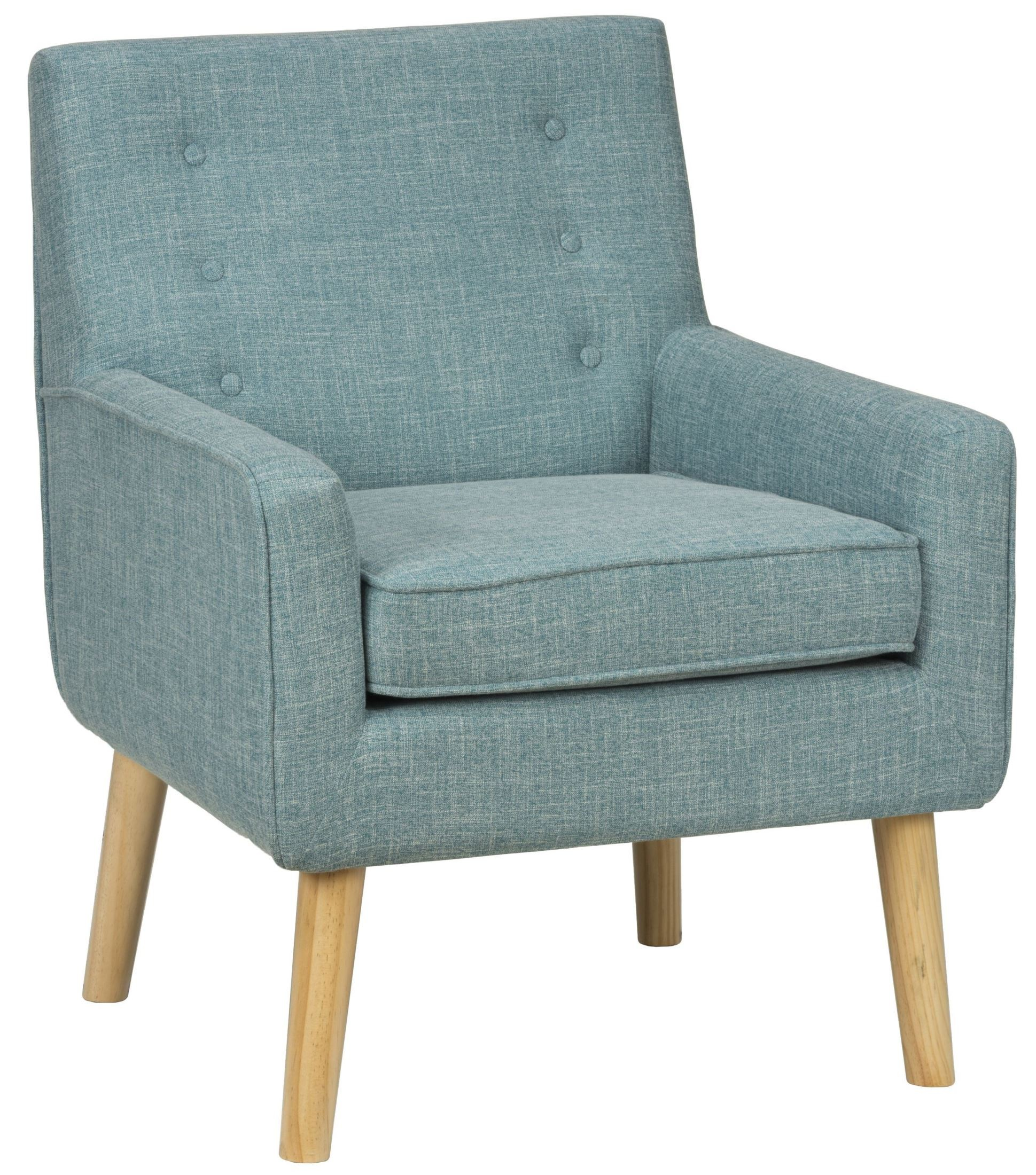 Peacock Blue Accent Chair Mila Mod Peacock Blue Accent Chair From Jofran Coleman