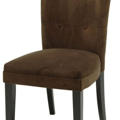Parson Chairs Cheap Danish Modern Matinee Chocolate Parsons Chair Set Of 2 From Steve Silver